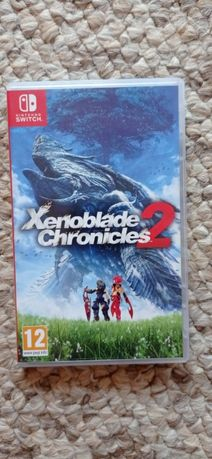 XENOBLADE CHRONICLES 2 - Nintendo Switch, super gra, okazja!