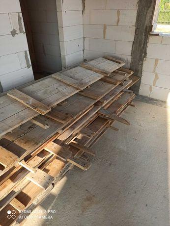 Sprzedam deski budowlane, szalunkowe, blaty