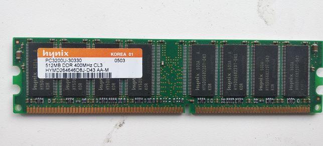 DDR-1, 3200, память 512mb,