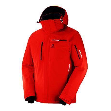 Męska kurtka narciarska Salomon Brilliant r. duże S, 2XL Pargon/ F-VAT