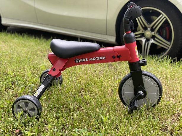 Kidz Motion rowerek 3 kołowy Super Stan!