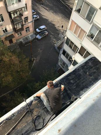 Ремонт крыш Балконов. Ремонт кровли. Кровельные работы всех видов.