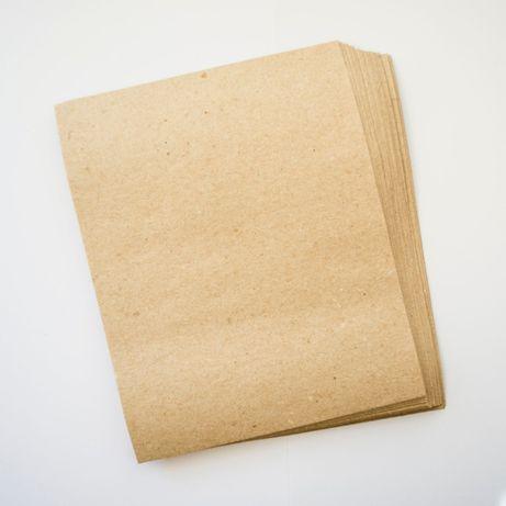 Бумага крафт (оберточная), 127х160 мм (чуть больше А6), 15 000 листов