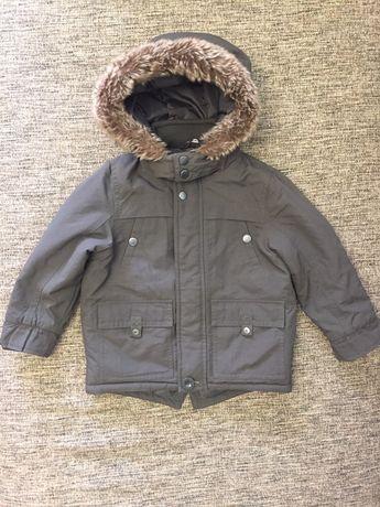 Курточка, куртка, парка George на 3-4 года