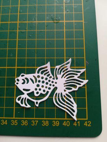 Scrapki nr 316 ryba