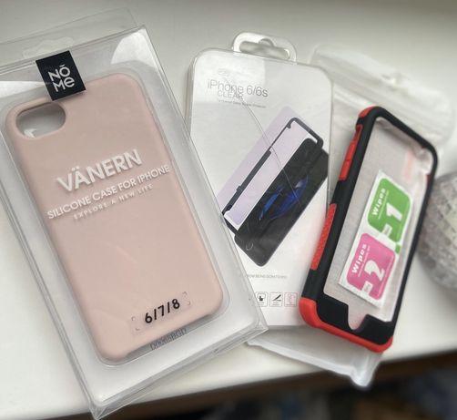 Чехол накладка на IPhone XR,X,6,7,8