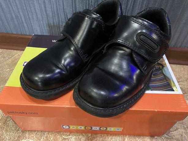 Кожаные туфли Pablosky р.32