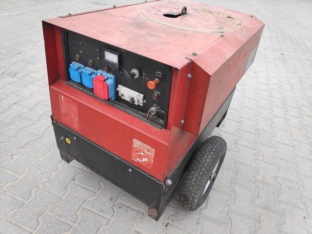 Agregat prądotwórczy Mosa GE 7000 Diesel 3fazy 7kVa