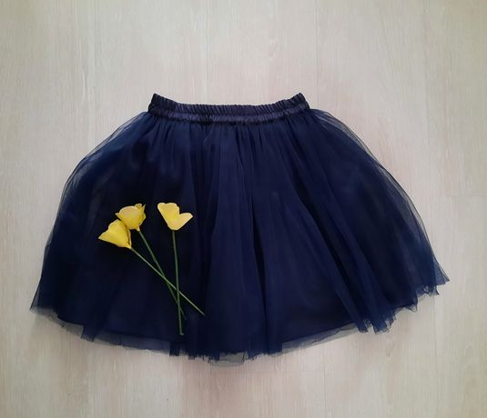 Фатиновая юбка Zironka Зиронька спідниця для школьницы