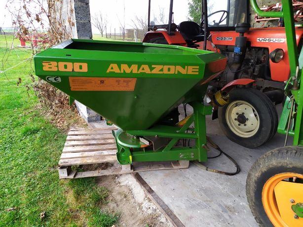 rozsiewacz Amazone ZAF 604R ;ZAX 800 PERFECT