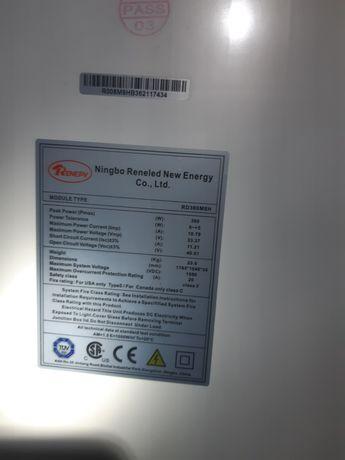 fotowoltaika panel moduł ningbo reneled 360 W