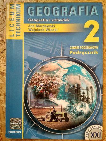 Geografia 2 Geografia i człowiek Wiecki W.