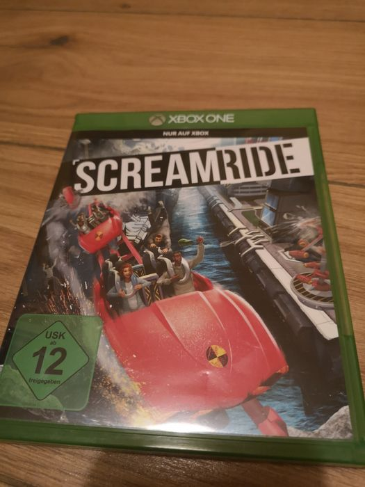 Scream Ride Xbox one Warszawa - image 1