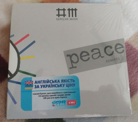 Depeche Mode – Peace (Remixes) CD