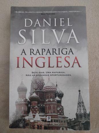 LlVRO A RAPARlGA lNGLESA- Daniel Silva