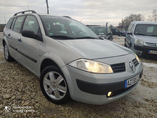 Renault Megan*2006R *1.6 Benzyna*klima*raty zamiana*