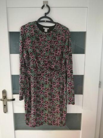 Sukienka HM 44 dobra na 40-42