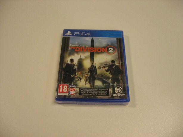 Tom Clancy's The Division 2 - GRA Ps4 - Opole 1074