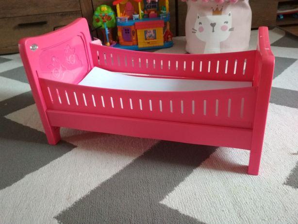 Łóżeczko grajace dla lalki