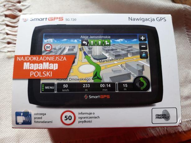 Nawigacja GPS samochodowa mapa Polski