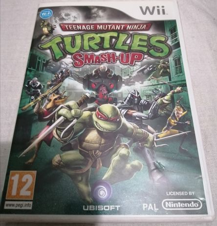 Turtres Smash-up