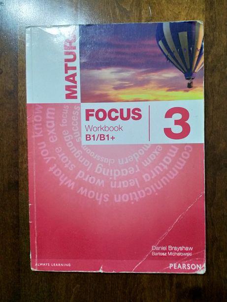 Matura Focus 3 Workbook Zeszyt ćwiczeń Wydawnictwo Pearson