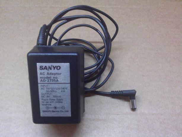 AC Adaptador Sanyo Modelo No. AD-2735A