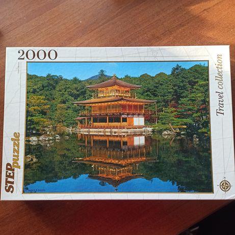 Редкие пазлы Step puzzle 2000 шт