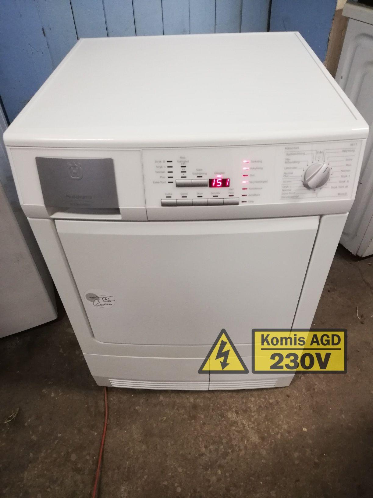 Suszarka Electrolux 6kg| 12msc I BD stan I Dowóz