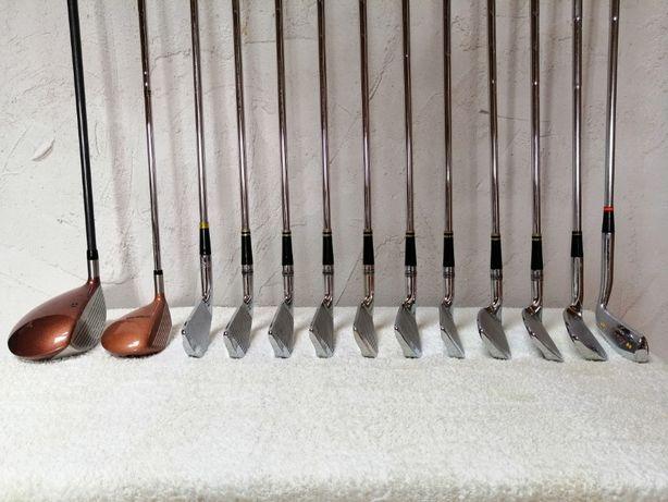 Golf - Unikatowy Zestaw Golfowy 13 Kijów Sam Snead, Taylor Made NOS