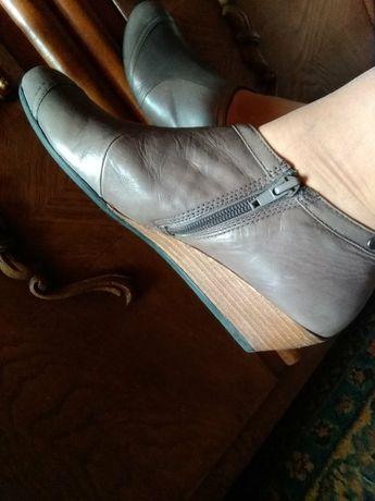 Ботинки демисезонные Vagabond (ботильоны, туфли)