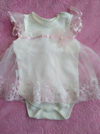 Платье-бодик