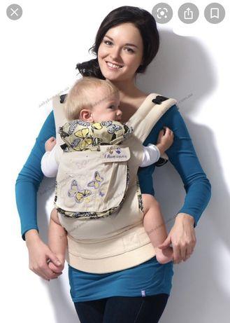 Рюкзак переноска  l love mum