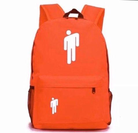 Стильный красный рюкзак Билли Айлиш. Из США. 1395грн