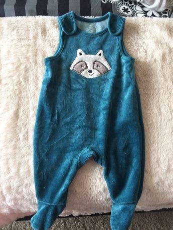 Macacão de bebé