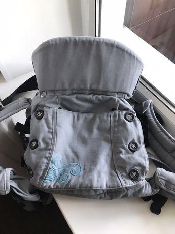Нагрудная сумка / слинг / сумка кенгуру