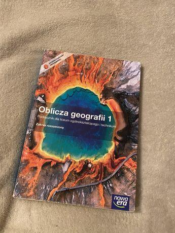 Oblicza geografii 1 + atlas geograficzny