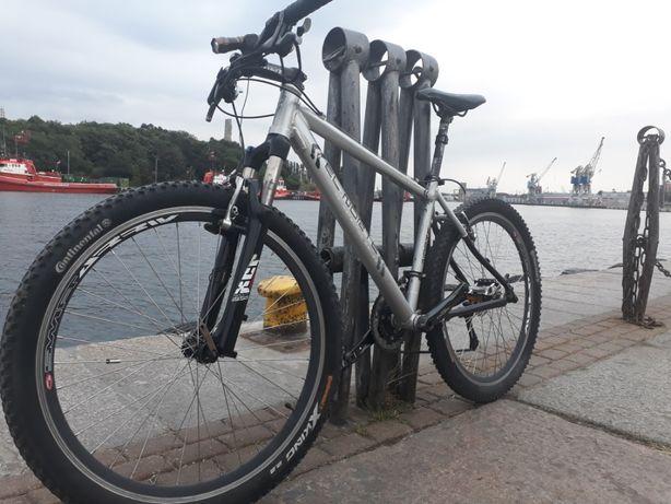 """Rower MTB Accent EL NORTE 17"""" Shimano Deore XT + GRATIS"""