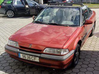 Rover 214 cabriolet