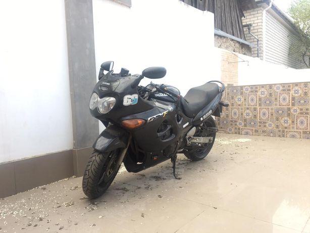 SUZUKI 750 мото