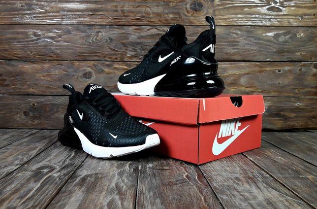 Buty Nike Air Max 270 Black&White roz 40-44