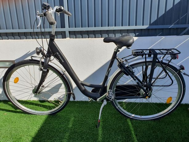 B'Twin Elops 740 Bicicleta de Cidade - Como Nova