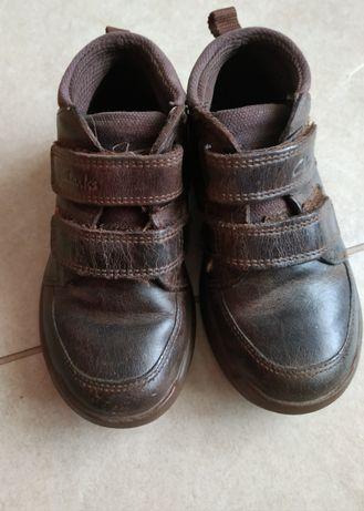 Clarks ботинки туфли