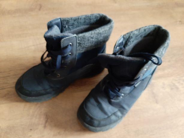 Buty dziecięce waterproof