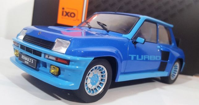 1/18 Renault 5 Turbo az IXO