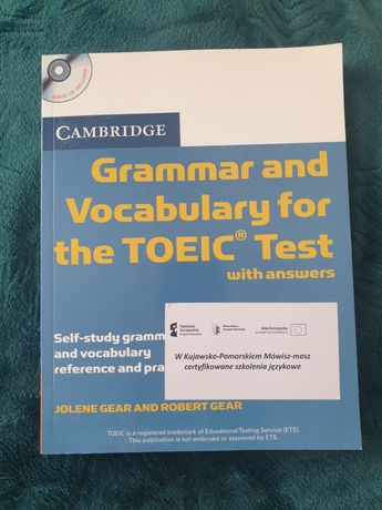 Cambridge Grammar and Vocabulary for the TOEIC Test with answers NOWA