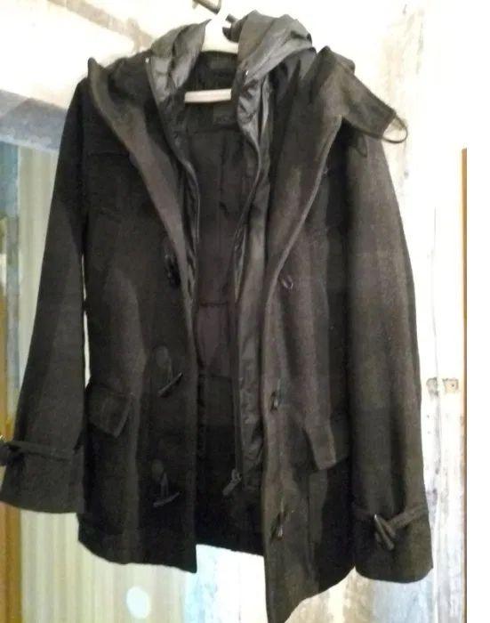 Куртка пальто Pull and bear Обухов - изображение 1