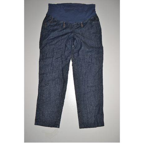 720# branco spodnie jeansowe 42/44