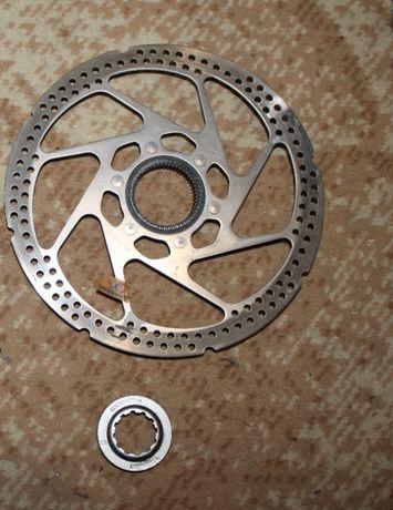 Ротор Shimano SM-RT53 Center Lock 180 мм