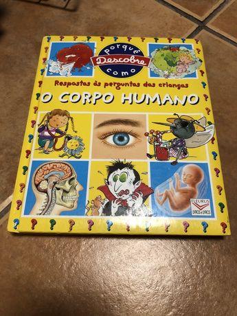 Livro sobre o corpo humano